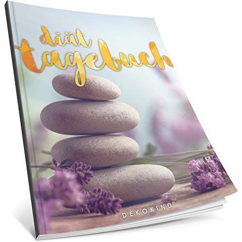 Dékokind® Diät-Tagebuch: Clevere 90 Tage Challenge zum Abnehmen || Das Abnehmtagebuch / Ernährungstagebuch zum Ausfüllen || C_27