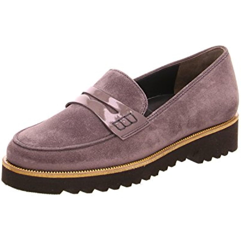 Paul Green Slipper | Loafer Loafer Loafer Softlack - grau | iron - B01L0CFBBO - 1d2365