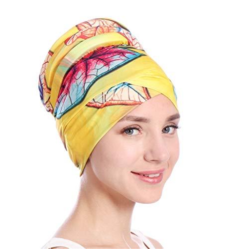Mitlfuny Indian Muslim Islamic Arab Abaya Jilbab Middle Eastern Ramadan,Frauen-islamischer Moslem-Hijab-Turban-Hut Headwrap-Schal Decken Chemo-Kappe neu (Muslim Kostüm Kinder)
