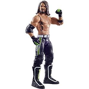 WWE - Figura de Acción Luchador Aj Styles (Mattel GKR85)