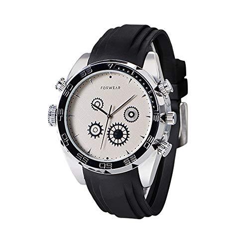 Wokee Foxwear F36 Bluetooth Smart Watch, MP3 Eingebaute,8 GB Speicher,Unterstützung Schrittzähler/Schlaf Monitor/Kalorienverbrauch,IP67,für Ios iPhone Andriod
