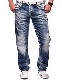 Cipo & Baxx - Vaquero - para hombre azul XL