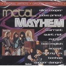 Music Legends Metal Mayhem