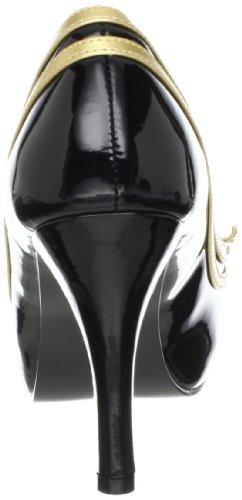 Funtasma , Chaussures à talons femme Multicolore - Black/Gold