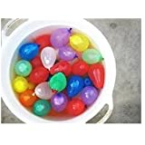 144 WATER BOMB BALLOONS MULTICOLOURED FOR SUMMER FUN