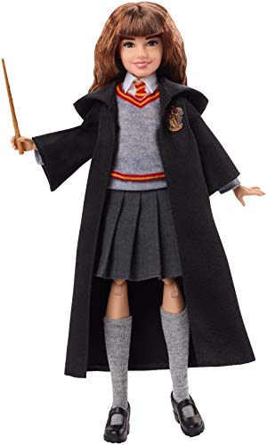 Harry Potter Hermine Robe (Mattel FYM51 - Harry Potter Hermine Granger Puppe)