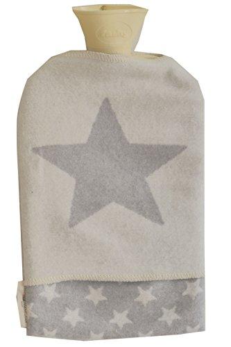 David Fussenegger 97406085 Wärmflasche Stern, 2 L