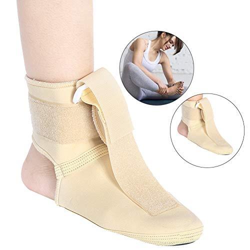 Fußschiene Orthesen für Fuß-Tropfen-Faszitis Plantar-Knöchel-Klammer nächtliches hinteres Entlastung Schmerz des Fußes Spann Knöchelverletzung Schienen-Rehabilitation(S)