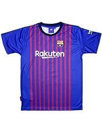 Camiseta Adulto - Personalizable - Primera Equipación Replica Original FC Barcelona 2018/2019 (XL