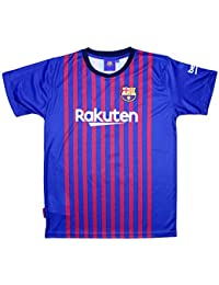 Camiseta Adulto - Personalizable - Primera Equipación Replica Original FC  Barcelona 2018 2019 (L c1168e38b5535
