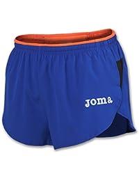 Joma - Short elite v royal-coral para hombre