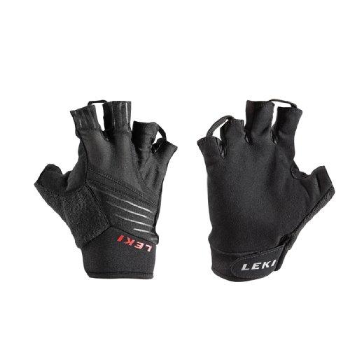 Leki HS Master short Nordic Walking Handschuh schwarz, Größe:6