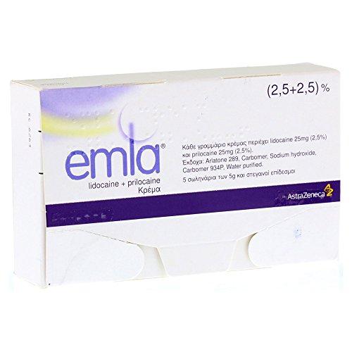 EMLA Creme + 12 Tegaderm Pflaster 25 g Creme