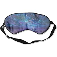 Eye Mask Eyeshade Fantasy Ocean Stars Sleep Mask Blindfold Eyepatch Adjustable Head Strap preisvergleich bei billige-tabletten.eu