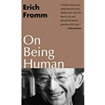 On Being Human by Erich Fromm (1-Mar-1997) Paperback