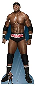 Star Cutouts SC1249 - Figura oficial de WWE (cartón de vida útil, 190 cm de alto), multicolor