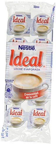 Nestlé Ideal - Leche evaporada semidesnatada en...