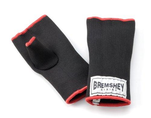 Bremshey Boxbandage Easy Fit, schwarz/rot, L/XL, 08BRSBO136