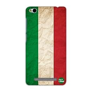 Designer Xiaomi Redmi 3 Case Cover Nutcase -Italy Vintage Distressed Flag