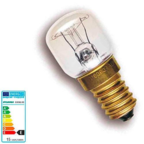 Sylvania LAMPE 15W 240V E14 KLAR (Glühbirne Sylvania)