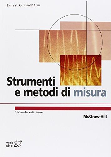 Strumenti e metodi di misura. Materiali didattici on-line