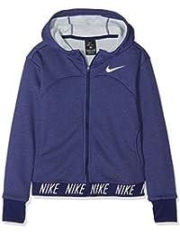 Nike Dri-fit939533 Veste à Capuche Fille 65e5b2214e2
