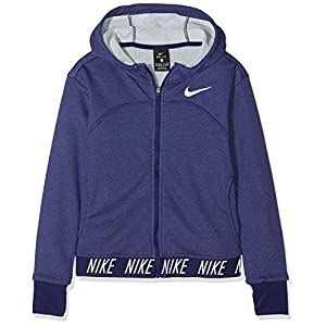 Nike Mädchen Dri-fit Studio Full Zip Hoodie Jacke