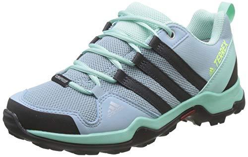 Adidas Terrex Ax2r Cp K, Unisex-Kinder Fitnessschuhe, Mehrfarbig (Multicolor 000), 34 EU (2 UK)