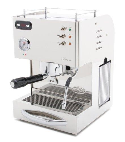 Zweikreiser-Espresso Siebträgermaschine Quick Mill 04005 Silvano