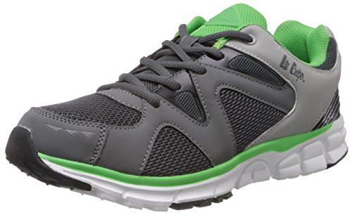 Lee Cooper Men's Multi-Colored Mesh Running Shoes - 6 UK  available at amazon for Rs.1250