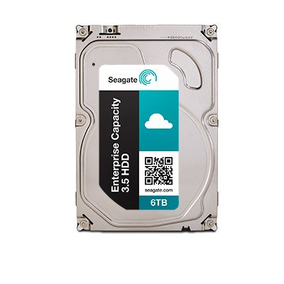 Seagate  Enterprise Capacity 3.5 6TB HDD 7200rpm SAS 512E SED 12Gb/s 128MB cache 8,9cm 3,5Zoll 24×7 BL | 7636490053771