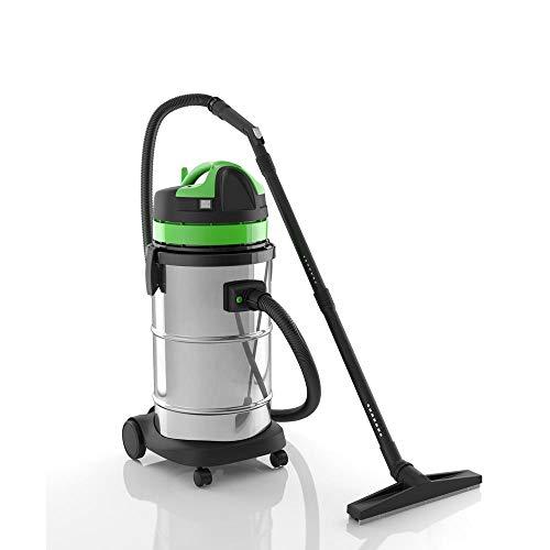 Eolo aspirapolvere professionale per fuliggine e cenere calda + kit accessori lp32 (41 litri) made in italy