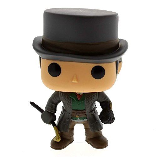Funko POP - Assassin's creed Syndicate - Jacob Frye Top Hat [Importación francesa]