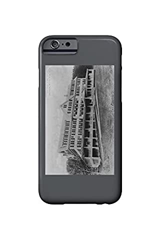 Jackson, New Hampshire - Exterior View of the Eagle Mountain House; White Mountains (iPhone 6 Cell Phone Case, Slim Barely