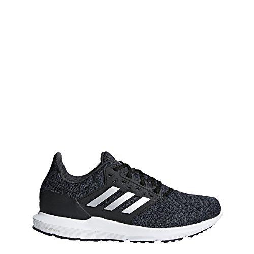 new concept 529d0 c726f adidas Women s Solyx Running Shoe, Black Silver Metallic Carbon, ...