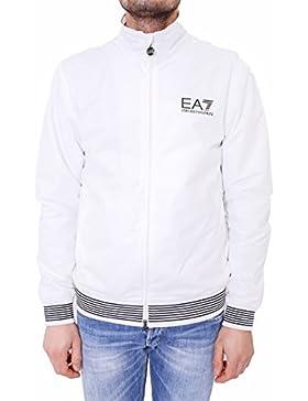 Emporio Armani EA7 cazadoras chaqueta de hombre nuevo blanco