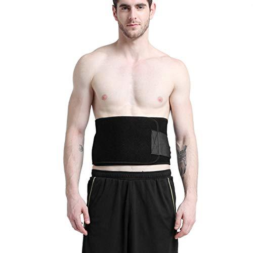e3048c20d4078 Sujetador lumbar apoyo lumbar hombre mujer cinturón transpiración cinturón  compresión abdominal térmico cinturón deporte fitness baloncesto