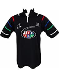 Enfants - Maillot de rugby respirant 6 nations