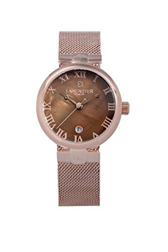 c2b3025e8a40 Reloj Lancaster Italia para Mujer OLA0678MB RG MR