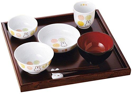 japones-vajilla-de-la-miffy-importacion-de-japon