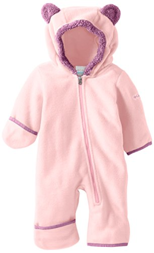 Columbia Baby Fleece-Overall Tiny Bear II SN0214 Cupid 6/12