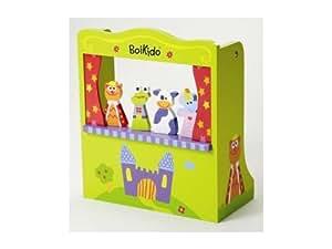 Theatre de marionnettes Boikido