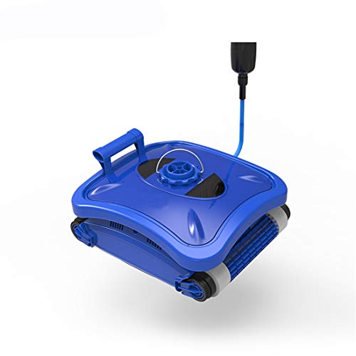 Homeure Robot Elettrico Pulitore Automatico Piscina per Fondo + Pareti-Intervallo di Pulizia 220m²
