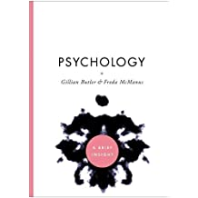 Psychology (A Brief Insight) by Gillian Butler (2011-01-04)