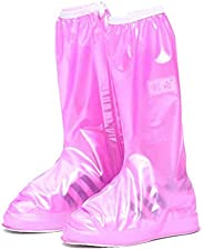 WOOKIT Reusable Waterproof Overshoes Non Slip Snow Rain Shoe Covers Boots Guards Farmland Gardening Anti-dirt