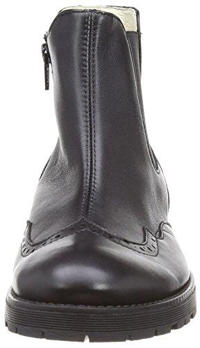 Froddo G4160027-4 Jungen Stiefel Schwarz