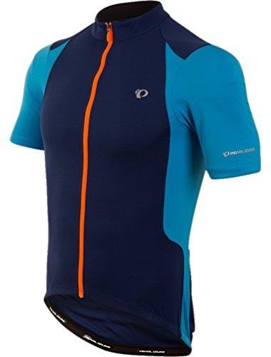 PEARL IZUMI Select Pursuit Fahrradjersey für Herren XL Blue Depths/Bel Air Blue