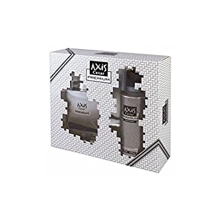 Axis Caviar Premium Eau de Toilette Gift Set for Men - 90ml
