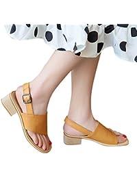 f5aaf77740 Amazon.it: Sandalo Chiuso Donna - 35 / Scarpe: Scarpe e borse