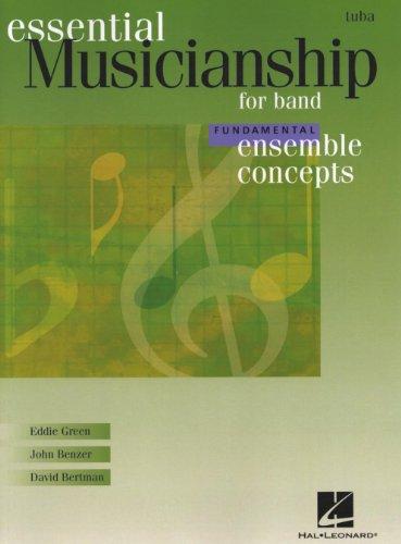 ESSENTIAL MUSICIANSHIP FOR BAND   TUBA